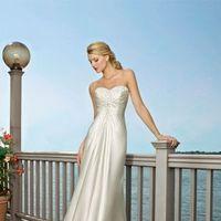 Mori Lee 6506 Wedding Dresses USD 326.8 By www.KatherineBridal.com