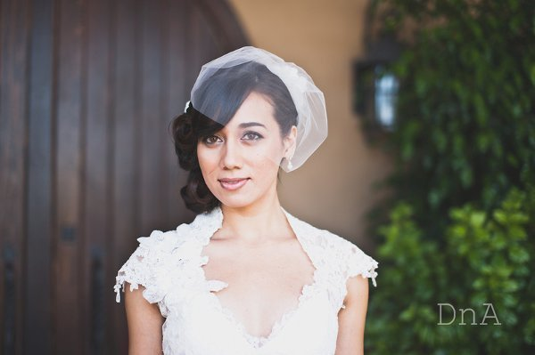Brides with Bangs