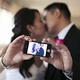 1384787152 small thumb pink modern california wedding 8