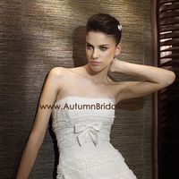 USD 372 San Patrick Canigo Wedding Dresses by www.AutumnBridal.com