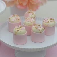 DIY: Confetti Cake Cups