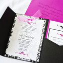 1385266045_thumb_photo_preview_hotpink_black_white_brocade_damask_pocket_wedding_invitation