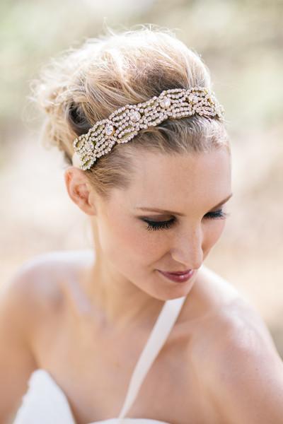 Glam Rhinestone Headband