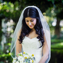 1385430526 thumb photo preview modern california garden wedding 0