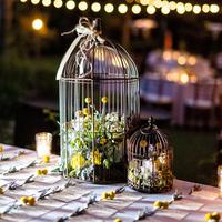 Birdcage Floral Arrangements