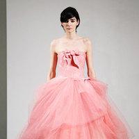 beautiful wedding dress I like: