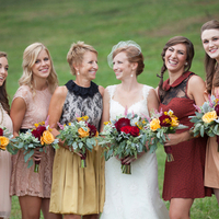 10 Reasons We're Thankful For Fall Weddings