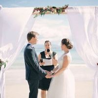 Intimate Beach Ceremony