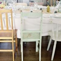 Mix 'n' Matched Chairs