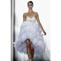 Tea-Length Wedding Gowns