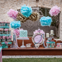 Girly Dessert Table