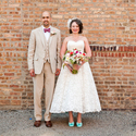 1386001071 thumb photo preview creative vintage modern chicago loft wedding 6