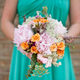 1386001072 small thumb creative vintage modern chicago loft wedding 4