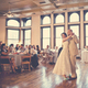 1386014099 small thumb creative vintage modern chicago loft wedding 28