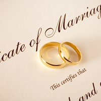 What to Know About Your Marriage License