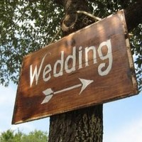 DIY Wedding Challenge 2010: Directional Signage