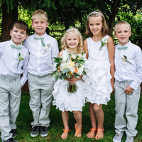 Flower Girls & Ring Bearers