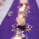 1386616114 small thumb purple beach wedding 21