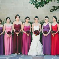 5 Wedding Color Palettes Featuring Radiant Orchid