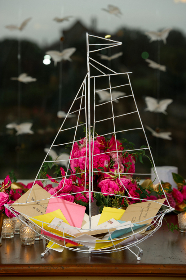 Sailboat Card Display