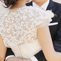 Lace Wedding Dress Bodice
