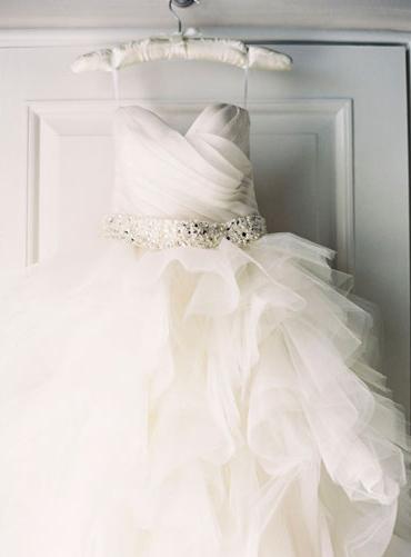 Lace Wedding Dress Bodice