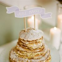 Top 3 Brunch Wedding Desserts