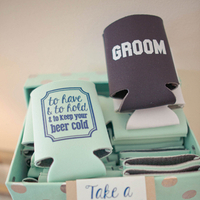 Koozie Favors