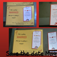 Save the date Magents