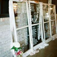 Window Pane Seating Arrangements