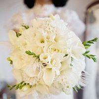 Calla Lily Winter Bouquet