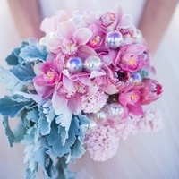 Pink Winter Bouquet