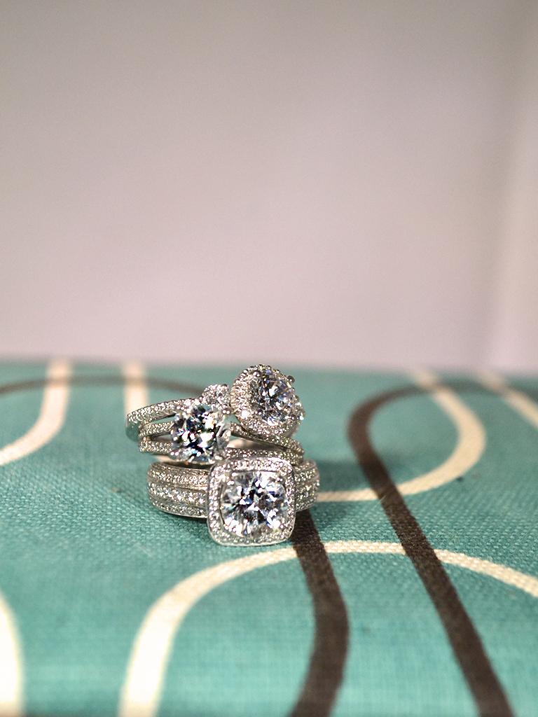 Stack of Diamonds!