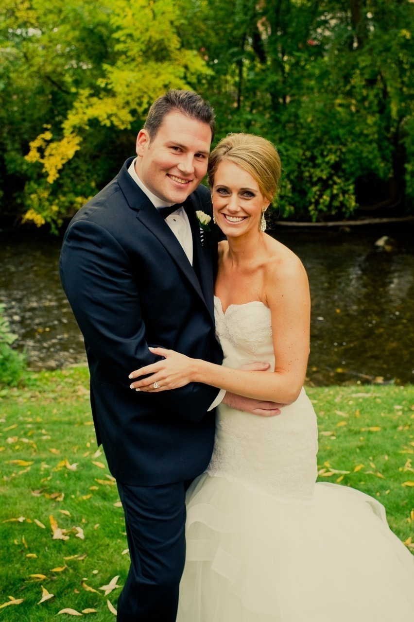 Lauren and Mike: Rochester, Michigan