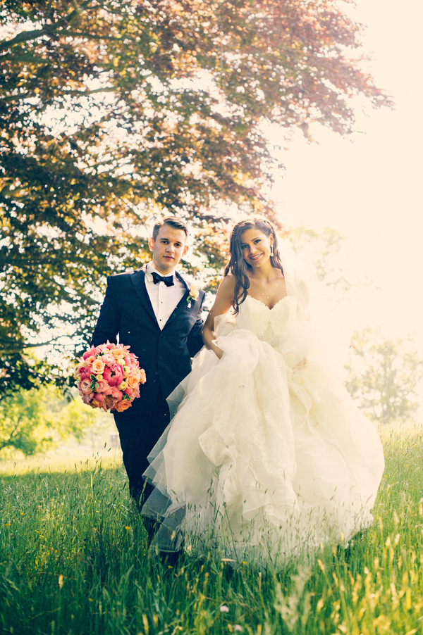 Shantel and Ben: Waterford, CT