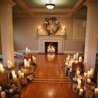 Romantic Winter Ceremony