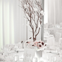 Winter Branches Centerpiece