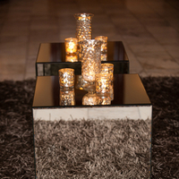 Romantic Winter Votives