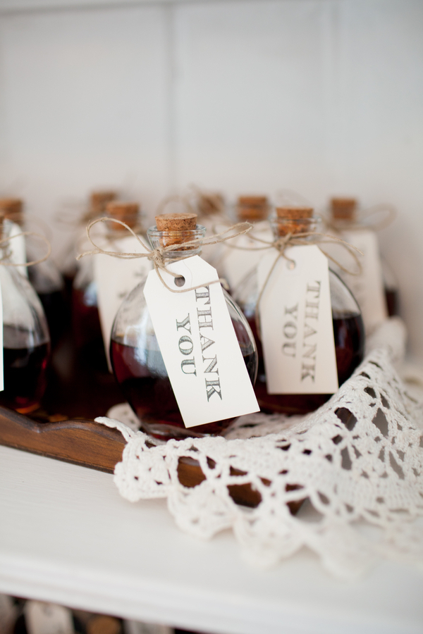 Vanilla Wedding Favors