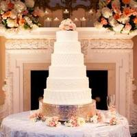 pink, cake, Summer, Wedding