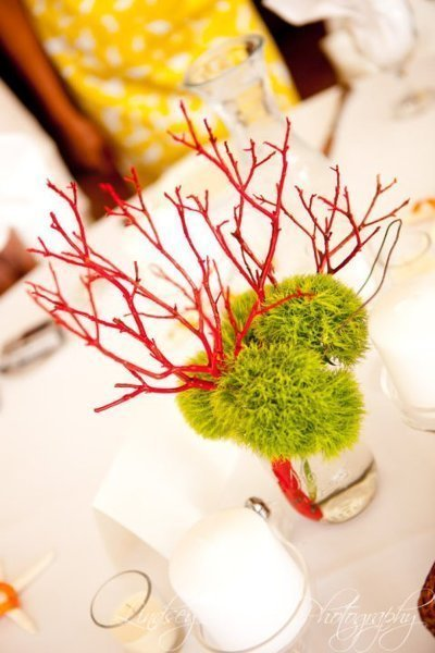 Red Branch Centerpiece