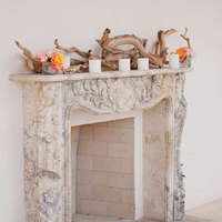 Grapewood Branch Mantel