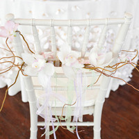 Chair Decor Branches