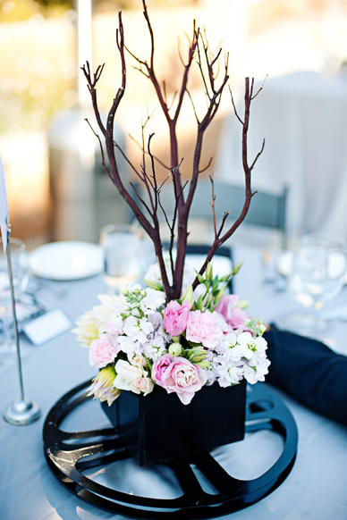 Spring Branch Centerpiece