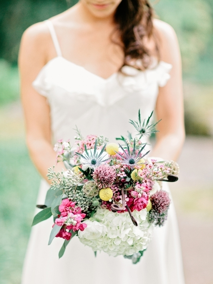 Eclectic Bride Bouquet