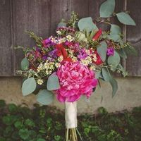 Boho Wildflower Bouquet