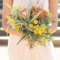 Boho Chic Summer Bouquet
