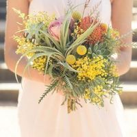 Boho Chic Summer Bouquet