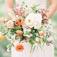 Pretty Bohemian Bouquet