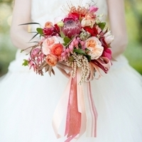 Romantic Boho Bouquet